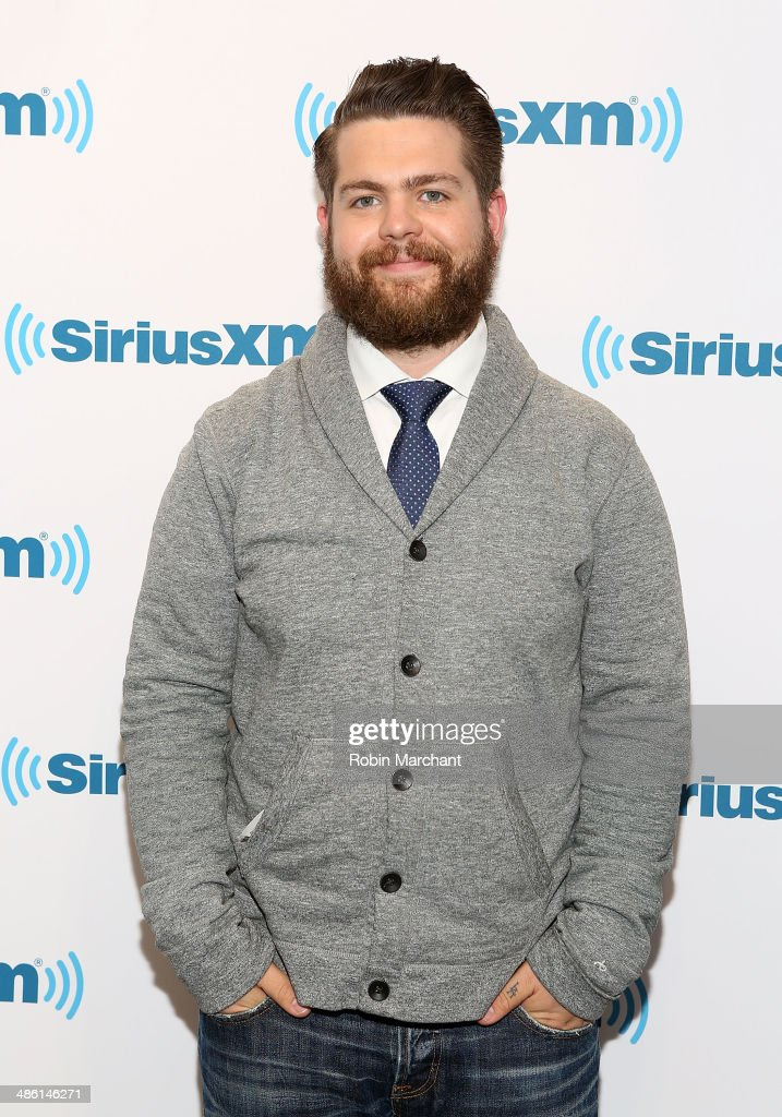 Jack Osbourne visits SiriusXM Studios on April 22, 2014 in New York City.