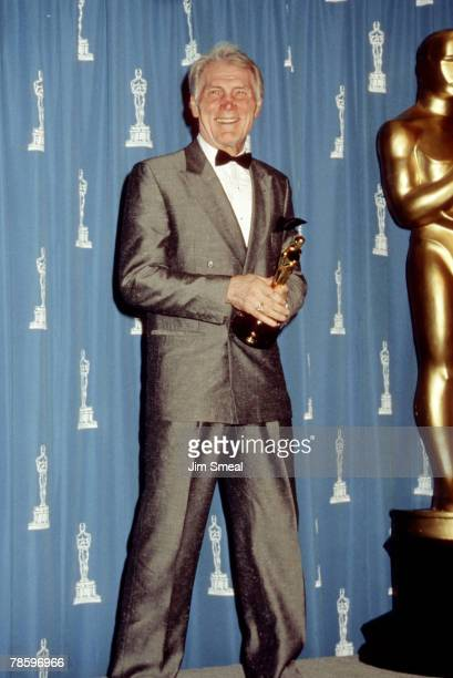 Jack Palance winner of Best Supporting Actor for City Slickers