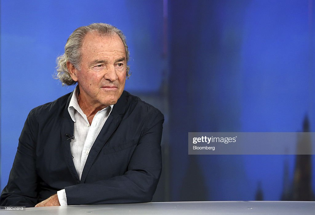 Jack Penrod, founder of Nikki Beach, pauses during a Bloomberg Television interview in London, U.K., on Wednesday, May 22, 2013. After years of dipping in backyard pools and exploring neighborhood festivals during so-called summer staycations, Americans may be ready to splurge a bit more this year, giving economic growth and employment a boost. Photographer: Chris Ratcliffe/Bloomberg via Getty Images