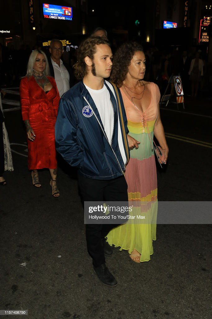 Celebrity Sightings in Los Angeles - July 22, 2019 : News Photo