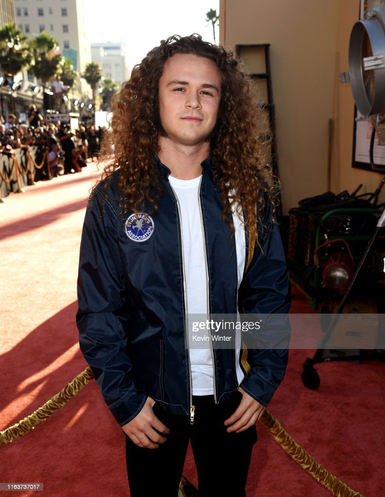 "Sony Pictures' ""Once Upon A Time...In Hollywood"" Los Angeles Premiere - Red Carpet : News Photo"