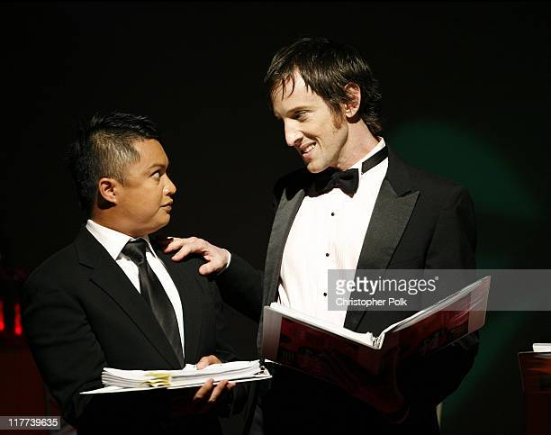 """Jack Plotnick and Alec Mapa during """"Valley of the Dolls"""" Reading and DVD Debut - Show and After Party at Renberg Theater in Hollywood, California,..."""