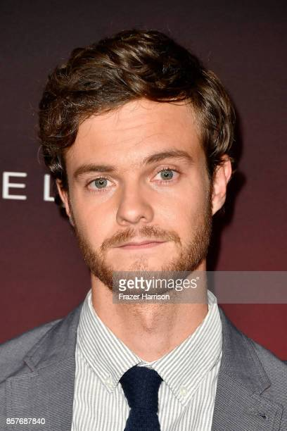 Jack Quaid attends People's Ones To Watch at NeueHouse Hollywood on October 4 2017 in Los Angeles California