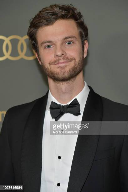Jack Quaid attends the Amazon Prime Video's Golden Globe Awards After Party at The Beverly Hilton Hotel on January 6 2019 in Beverly Hills California