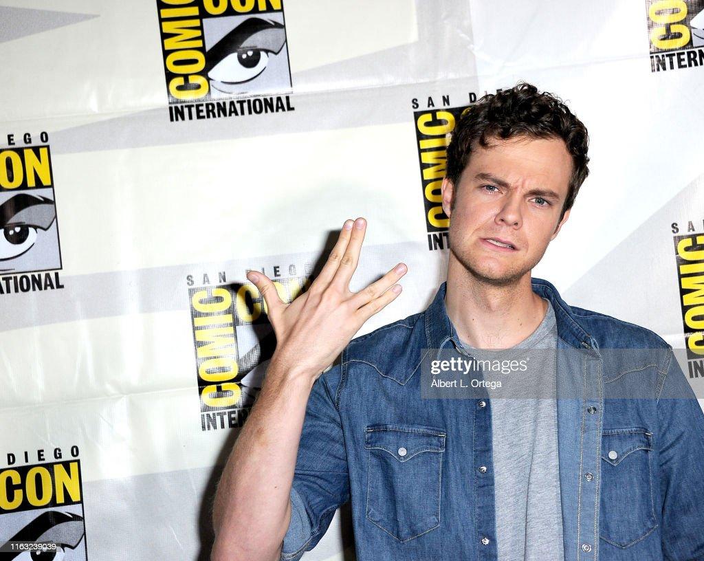 "2019 Comic-Con International - ""Enter The Star Trek Universe"" Panel : News Photo"