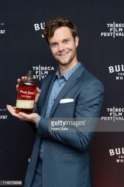 Jack Quaid attends the Plus One Premiere After Party at the Bulleit 3D printed Frontier Lounge during Tribeca Film Festival on April 28 2019 in New...