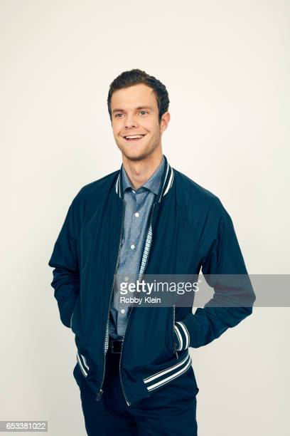 Jack Quaid of 'Tragedy Girls' poses for a portrait at The Wrap and Getty Images SxSW Portrait Studio on March 12 2017 in Austin Texas