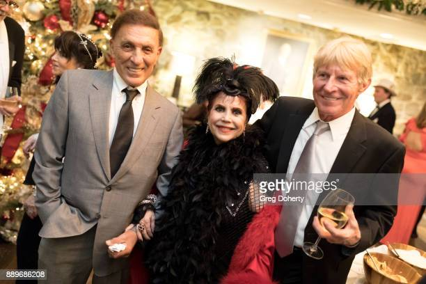 Jack Quinn Stepahnie Hibler and Bill Brandel attend The Thalians Hollywood for Mental Health Holiday Party 2017 at the Bel Air Country Club on...