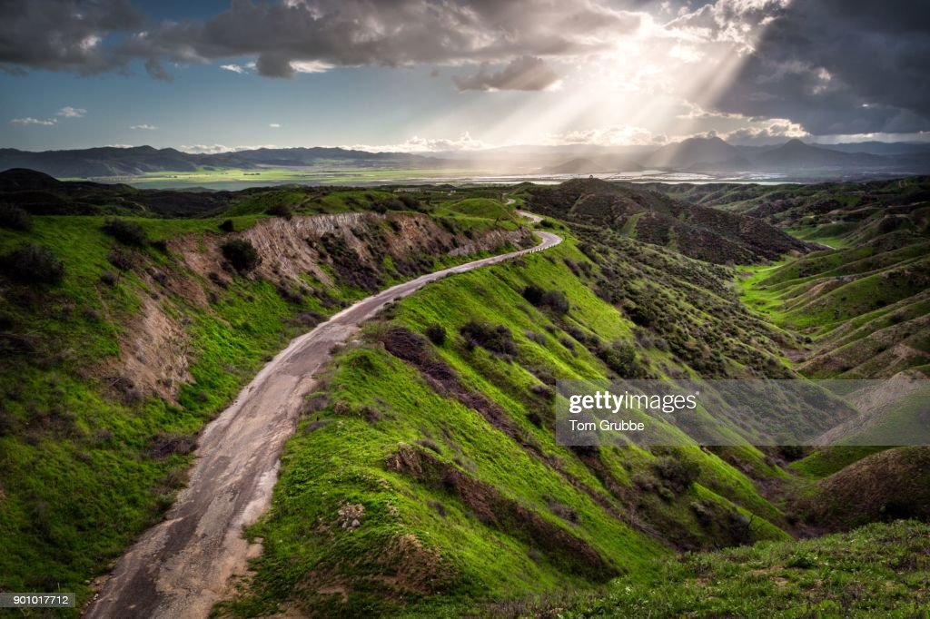 Jack Rabbit Trail Road : ストックフォト