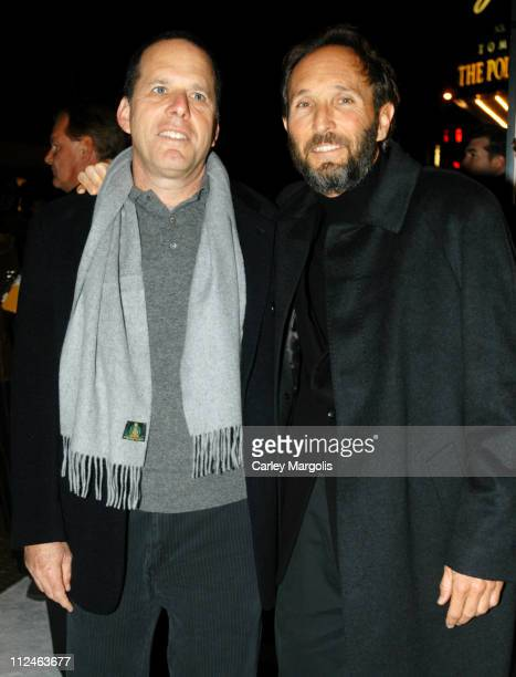 Jack Rapke, executive producer and Steve Starkey, producer