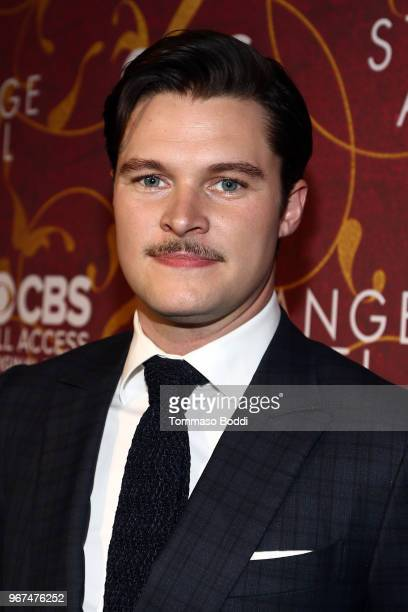 Jack Reynor attends the Premiere Of CBS All Access' Strange Angel at Avalon on June 4 2018 in Hollywood California