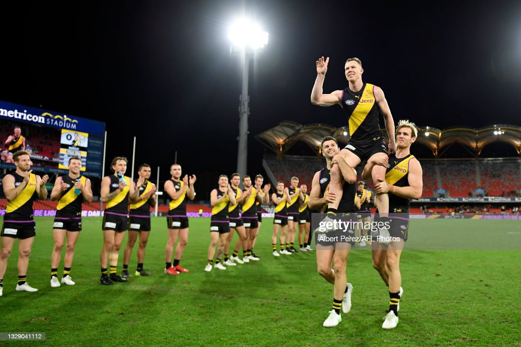 AFL Rd 18 - Richmond v Brisbane : News Photo