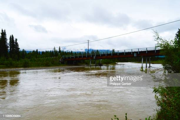 jack river, alaska - cantwell stock pictures, royalty-free photos & images