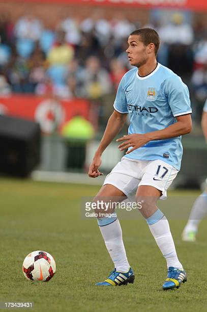 Jack Rodwell of Manchester City during the Nelson Mandela Football Invitational match between SuperSport United and Manchester City from Loftus...