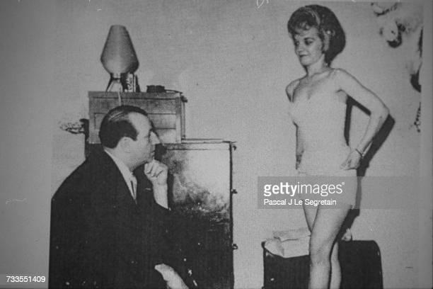 Jack Ruby Oswald's murderer Roscoe White's wife Geneva who worked in his club