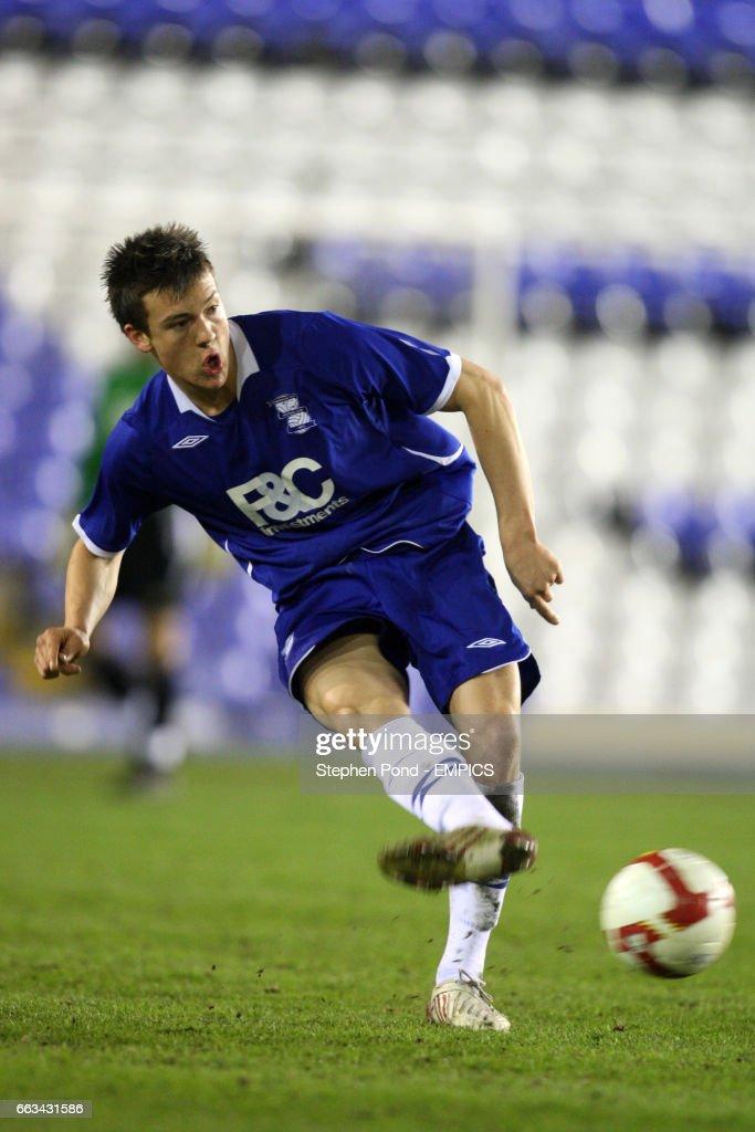 Soccer - FA Youth Cup - Sixth Round - Birmingham City v Watford - St Andrews : News Photo