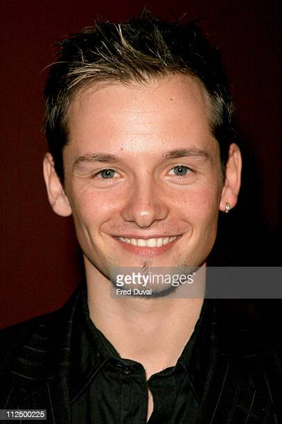 """Jack Ryder during """"Hell's Kitchen II"""" - Day 12 - Arrivals at Brick Lane in London, Great Britain."""