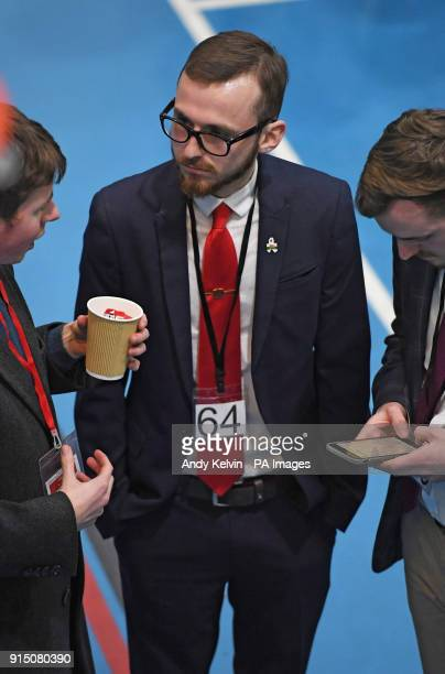 Jack Sargeant at the Welsh Assembly byelection count in Connah's Quay The byelection was triggered following the death of his father Labour AM Carl...