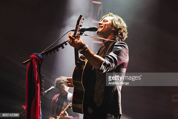 Jack Savoretti performs at O2 Academy Leeds on November 1 2016 in Leeds England