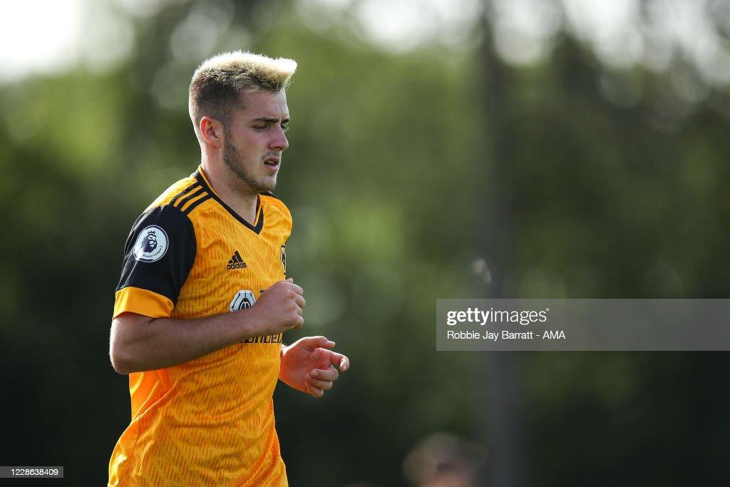 Leeds United U23 v Wolverhampton Wanderers U23 - Under 18s Premier League : News Photo