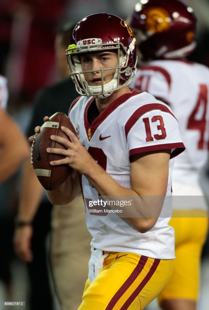 USC v Washington State : News Photo