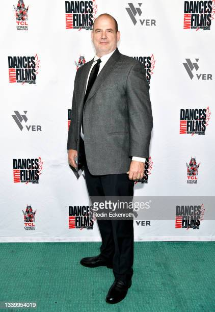 """Jack Shaftoe attends the Closing Night of Dances with Film Festival with premiere of """"Mister Sister"""" at TCL Chinese Theatre on September 12, 2021 in..."""