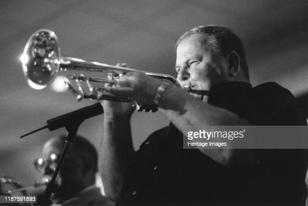 Jack Sheldon March of Jazz Florida 2000 Artist Brian Foskett