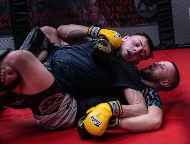 GBR: Jack Shore And Brett Johns Prepare For Upcoming Fight