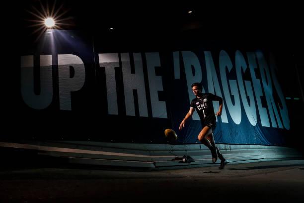 AUS: AFL Rd 19 - Carlton v North Melbourne