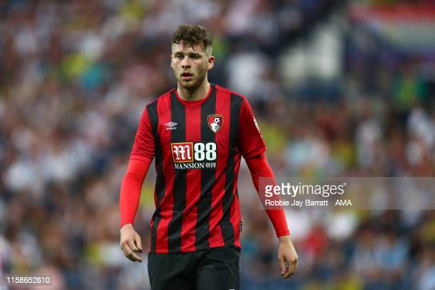 Jack Simpson of Bournemouth during the PreSeason Friendly match between West Bromwich Albion and AFC Bournemouth at The Hawthorns on July 26 2019 in...