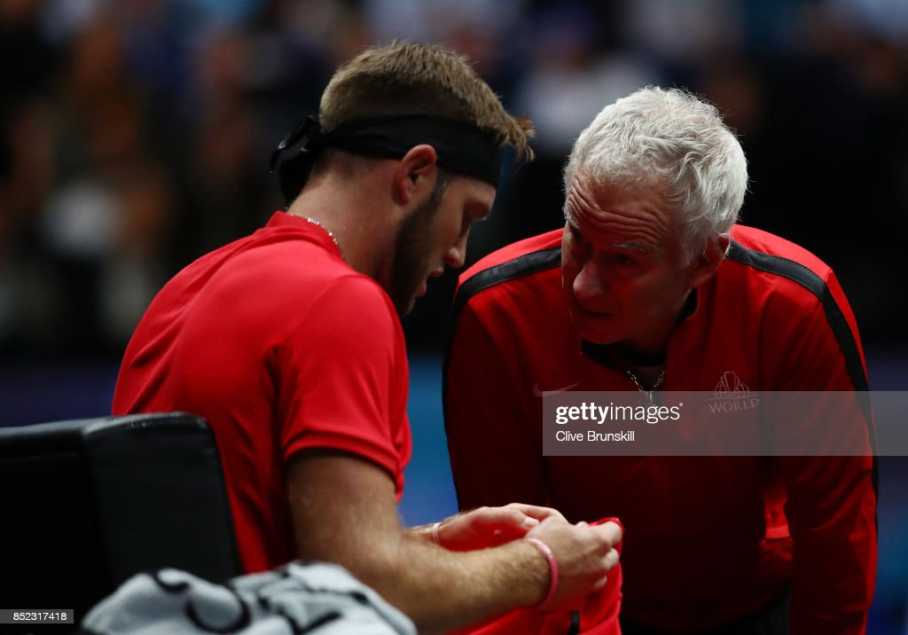 Laver Cup - Day Two : News Photo