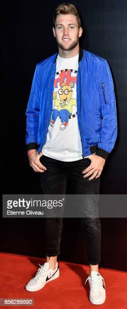 Jack Sock of the United States attends the 2017 China Open Player Party at Beijing Olympic Tower on October 1, 2017 in Beijing, China.