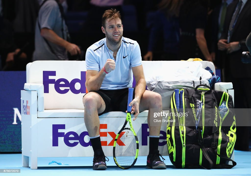 Day Five - Nitto ATP World Tour Finals : Nachrichtenfoto