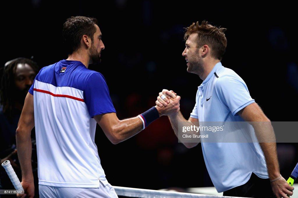 Day Three - Nitto ATP World Tour Finals : News Photo