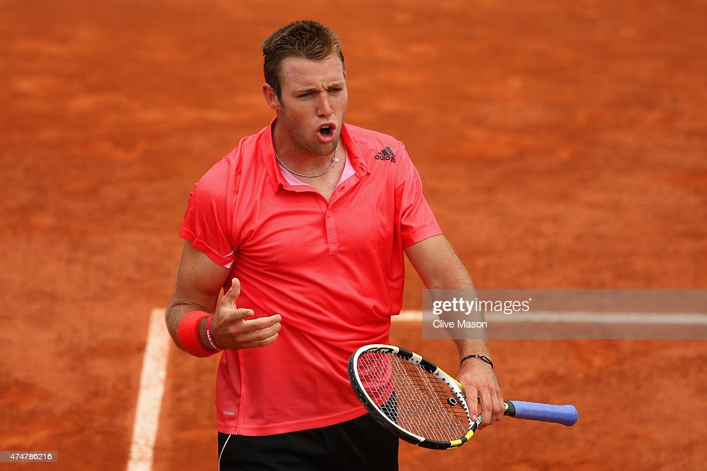 2015 French Open - Day Three : News Photo