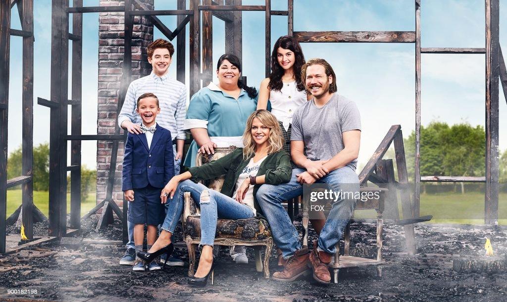 Jack Stanton, Thomas Barbusca, Carla Jimenez, Caitlin Olson, Sofia Black-D'Elia and Scott MacArthur. THE MICK Season Two premieres Tuesday, Sept. 26 (9:00-9:30 PM ET/PT) on FOX.
