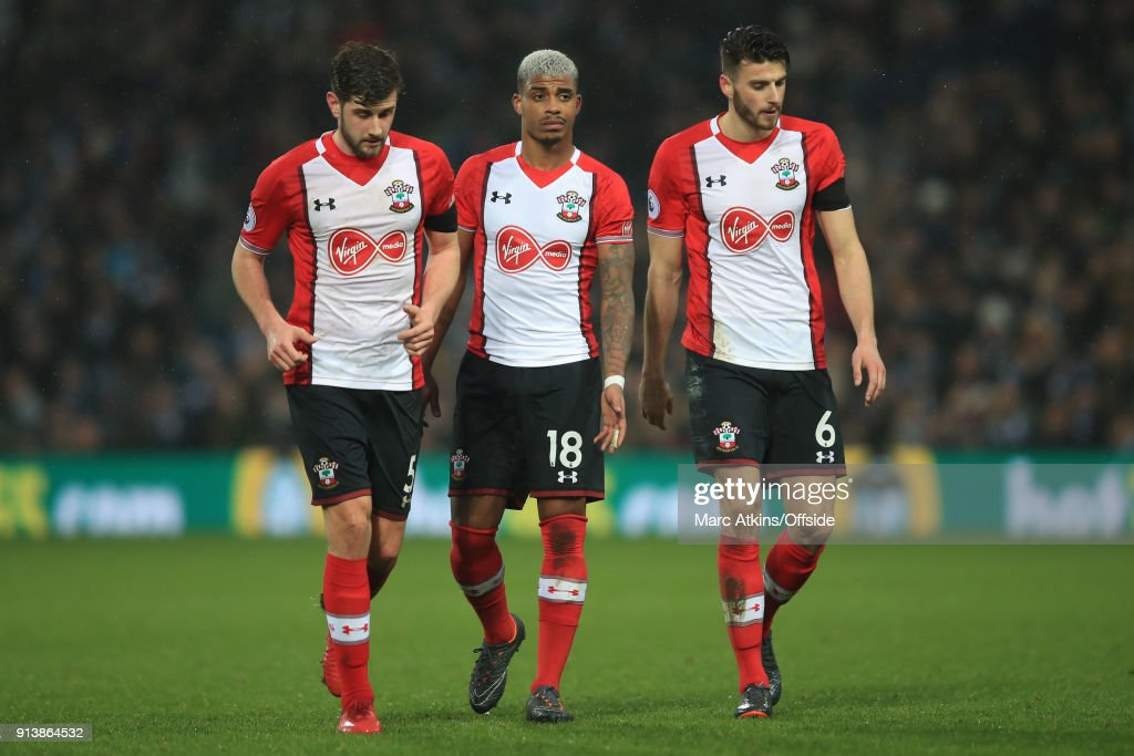 West Bromwich Albion v Southampton - Premier League : News Photo