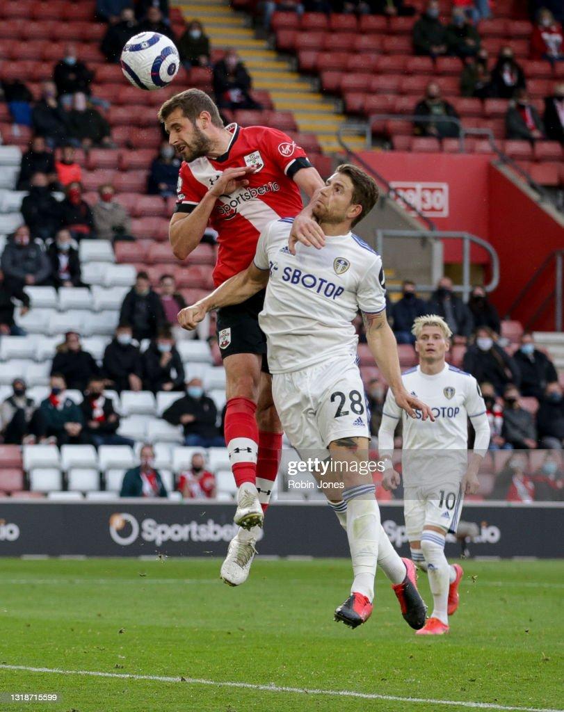Southampton v Leeds United - Premier League : News Photo