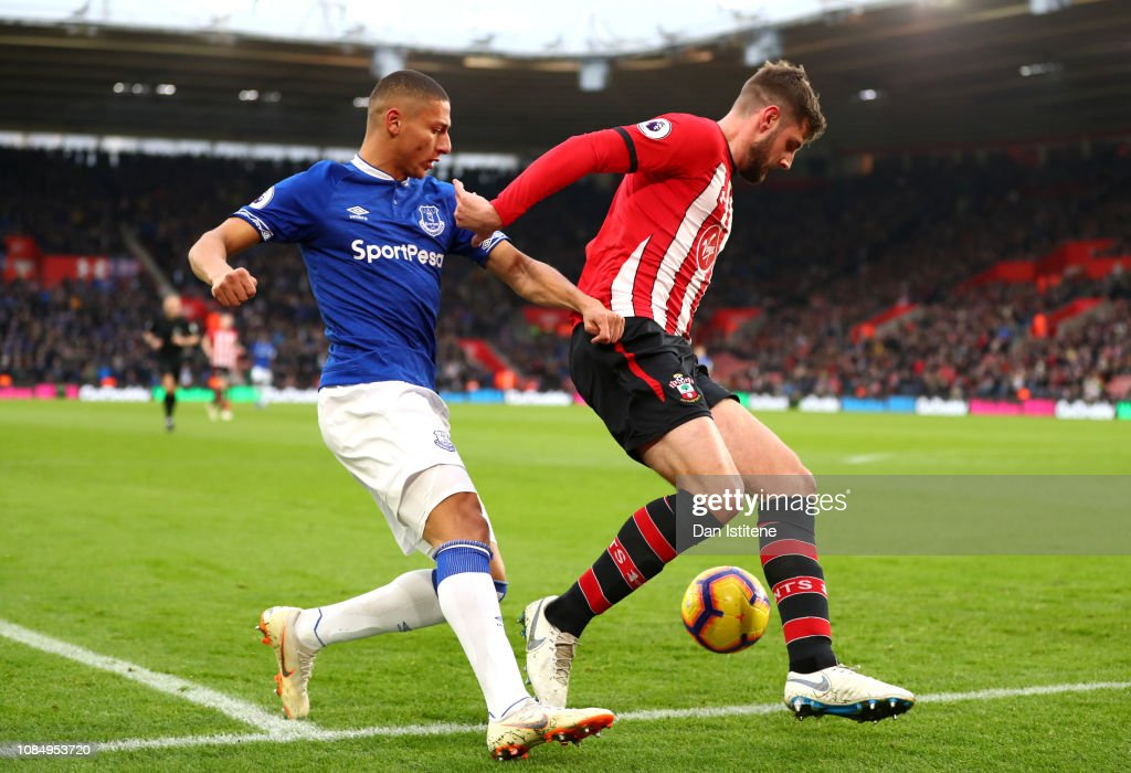 Southampton FC v Everton FC - Premier League : News Photo