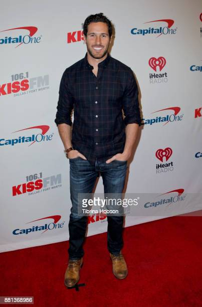 Jack Stone attends 106.1 KISS FM's iHeartRadio Jingle Ball 2017 at American Airlines Center on November 28, 2017 in Dallas, Texas.