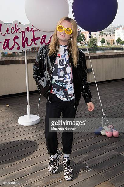 Jack Strify during the 'LECK MICH AM HASHTAG' Brunch on June 30 2016 in Berlin Germany