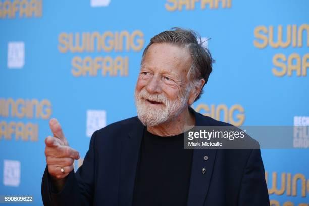 Jack Thompson attends the world premiere of Swinging Safari on December 12 2017 in Sydney Australia