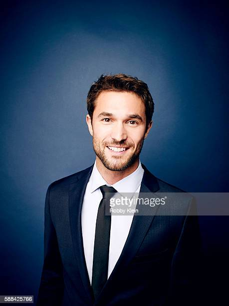 Jack Turner is photographed at the Hallmark Channel Summer 2016 TCA's on July 27 2016 in Los Angeles California