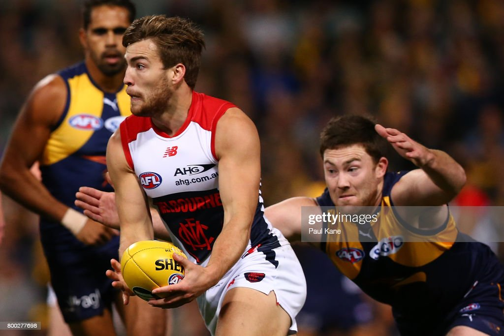 AFL Rd 14 - West Coast v Melbourne