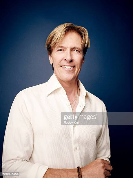 Jack Wagner is photographed at the Hallmark Channel Summer 2016 TCA's on July 27 2016 in Los Angeles California