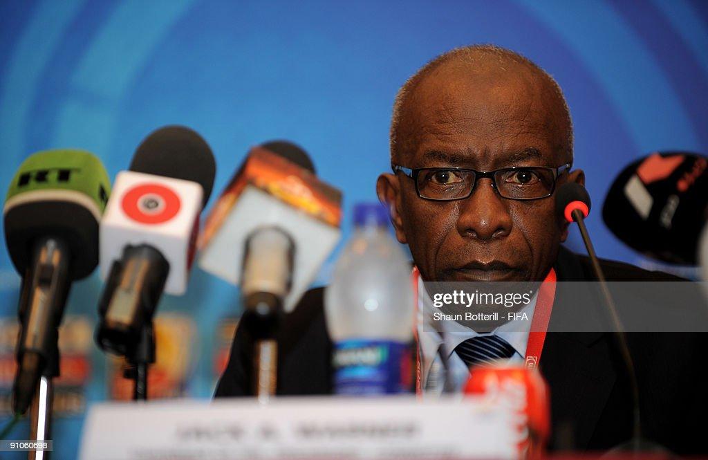 FIFA U20 World Cup Previews : News Photo