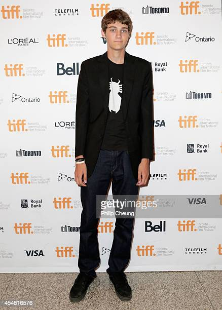 Jack Waters attends the 'Roger Waters The Wall' premiere during the 2014 Toronto International Film Festival at The Elgin on September 6 2014 in...