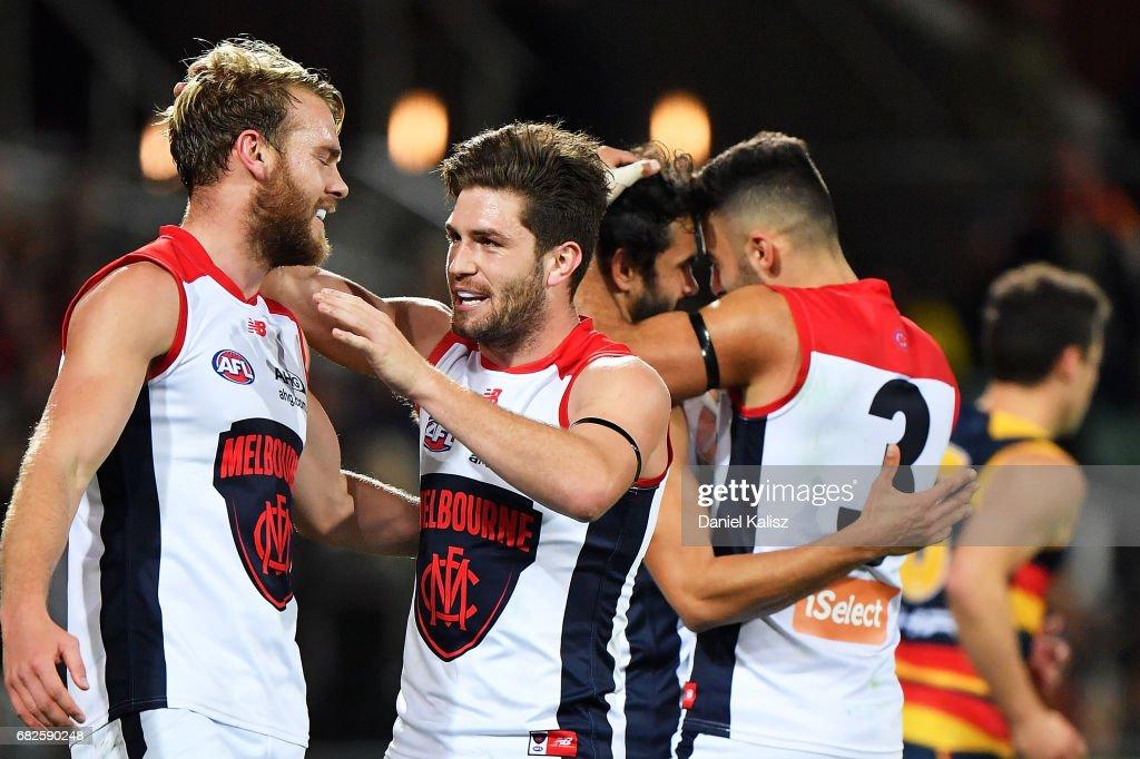 AFL Rd 8 - Adelaide v Melbourne