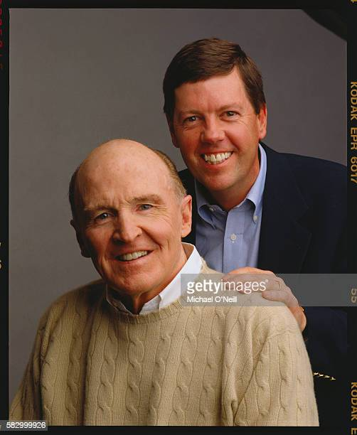 Jack Welch and Scott McNealy