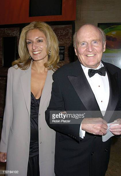 Jack Welch and wife Suzy during 20th Annual Literacy Partners Gala at New York State Theatre in New York City New York United States